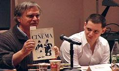 Bill Krohn and Emmanuel Burdeau