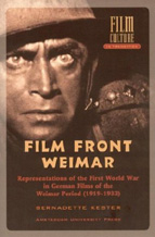 click to buy 'Film Front Weimar' at Amazon.com