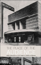 "click to buy ""The Place of the Audience"" at Amazon.com"