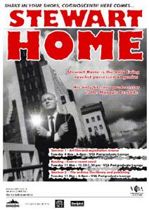 Stewart Home VCA poster
