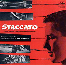 Johnny Staccato soundtrack album