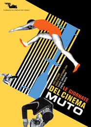23rd Pordenone Silent Film Festival poster
