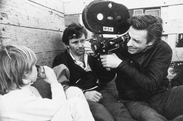 John Cassavetes shooting A Woman Under the Influence