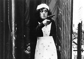 Jeanne Rollette in Louis Feuillade's Tih-Minh