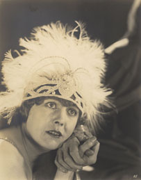 Edna Purviance in A Woman of Paris