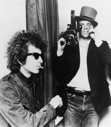 Bob Dylan and D. A. Pennebaker