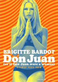 "click to buy ""Don Juan or if Don Juan Were a Woman"" at Amazon.com"
