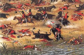 Cándido López - The Battlefields