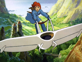 Nausicaä of the Valley of the Winds