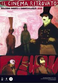 Cinema Ritrovato 2006 poster