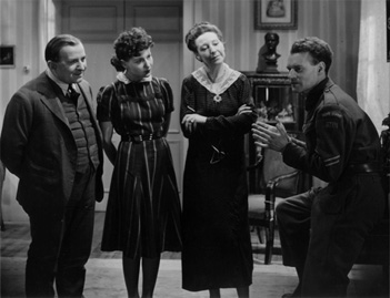 Production still from Two Fathers. © Henri Dominique Bonifas – Private Collection.