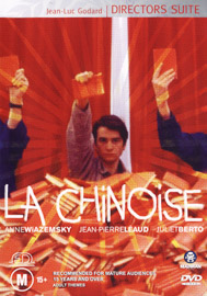 "click to buy ""La Chinoise"" at Amazon.com"
