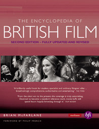 "click to buy ""The Encyclopedia of British Film"" at Amazon.com"