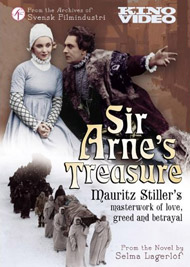 "click to buy ""Sir Arne's Treasure"" at Amazon.com"