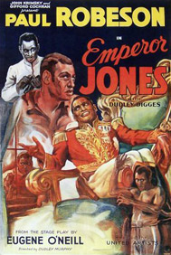 emperor jones thesis The emperor jones has long been regarded as something of a limited experiment, a tour de o'neill remained incapable of writing thesis drama the.