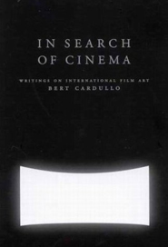 "click to buy ""In Search of Cinema"" at Amazon.com"