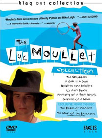 click to buy the Luc Moullet 6-Film Boxset at Amazon.com