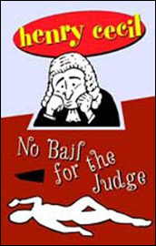 "click to buy ""No Bail for the Judge"" at Amazon.com"