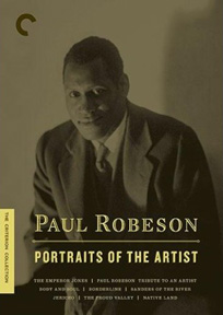 "click to buy ""Paul Robeson: Portraits of the Artist"" at Amazon.com"