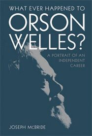 "click to buy ""What Ever Happened to Orson Welles?"" at Amazon.com"