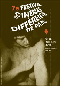 Festival des Cinémas Différents de Paris poster