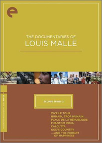"click to buy ""The Documentaries of Louis Malle"" at Amazon.com"