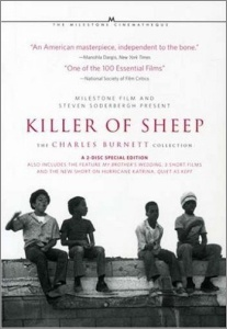 "click to buy ""Killer of Sheep: The Charles Burnett Collection"" at Amazon.com"