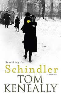 "click to buy ""Searching for Schindler"" at Amazon.com"