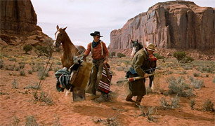 The Searchers: Mose's Dance …
