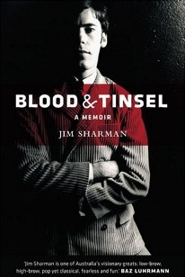 "click to buy ""Blood and Tinsel: A Memoir"" at Amazon.com"