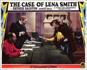 The Case of Lena Smith