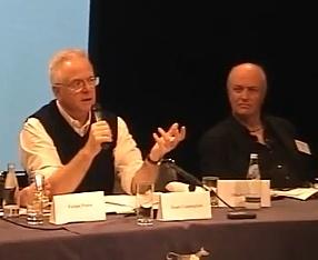 Stuart Cunningham and Nick Roddick