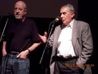 Luc Moullet and Jean Narboni