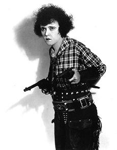Fay Tincher in Rowdy Ann