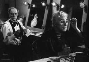 Buster Keaton and Charles Chaplin in Limelight