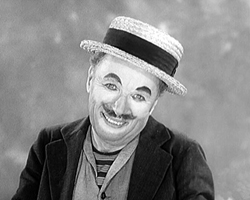 Charles Chaplin in Limelight