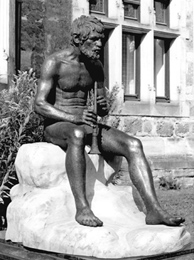 Marsyas (sculpture by Adolf Hildebrand)