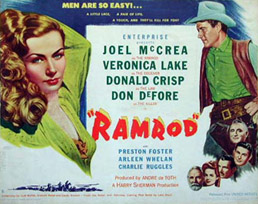 Play with the ramrod doc