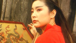 Lin Qingxia in Swordsman II