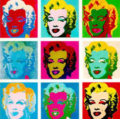 Marilyn (Andy Warhol, 1967)