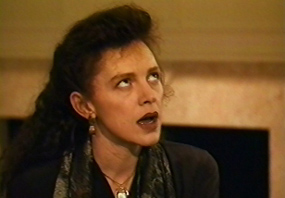 Judy Davis in Husbands and Wives