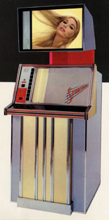 a Scopitone film jukebox