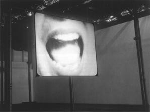 Twenty Four Hour Psycho (Douglas Gordon, 1993). Courtesy of the Lisson Gallery