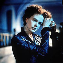 Isabel Archer (Nicole Kidman) in The Portrait of a Lady