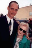 John Waters and Doris Wishman
