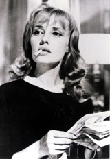 Jeanne Moreau in Eve