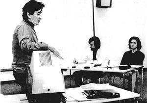 Mackendrick in class