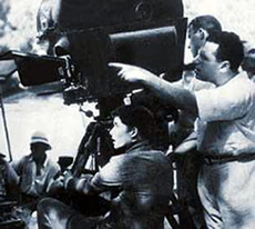 Cukor directing