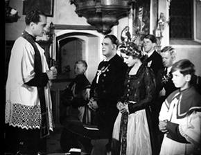 Der Pfarrer von Kirchfeld (1937). Courtesy Filmarchiv Austria, Vienna