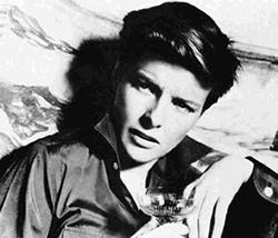 Hepburn in Cukor's Sylvia Scarlett